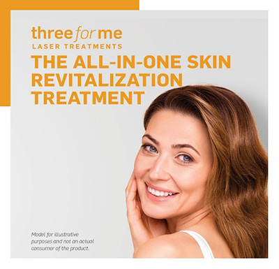 ThreeForMe Laser Treatment Portsmouth NH